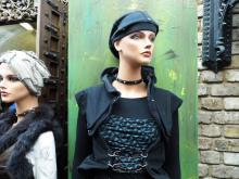 Alternative fashion in Camden Town