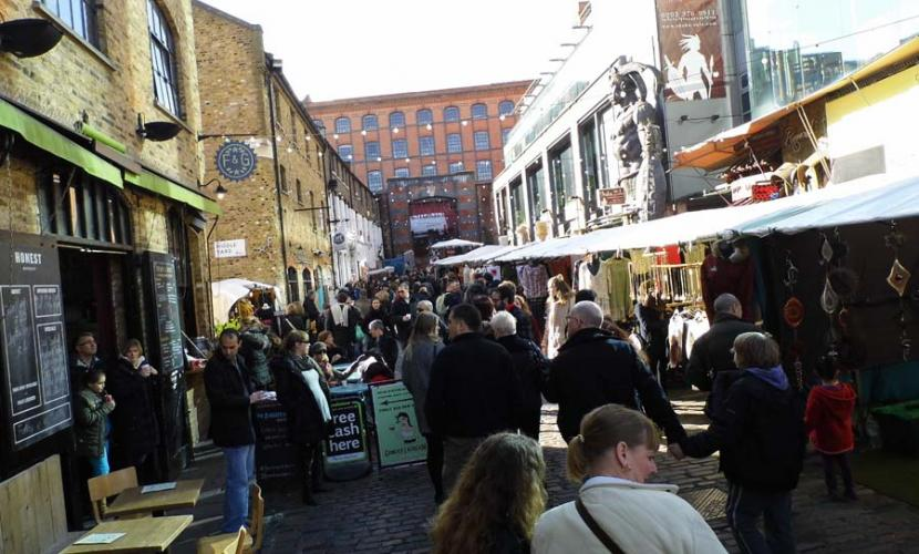 Camden Lock Place Market