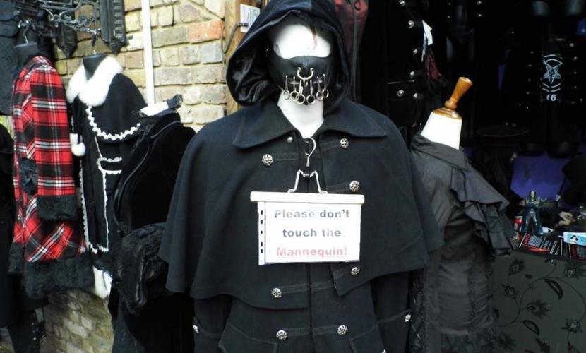Goth fashion Stables Market