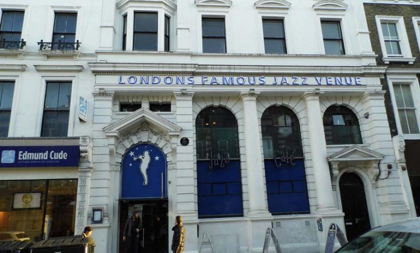 Jazz Cafe Camden Town