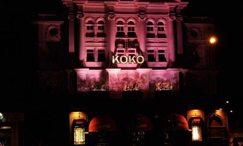 Koko music venue in Camden Town