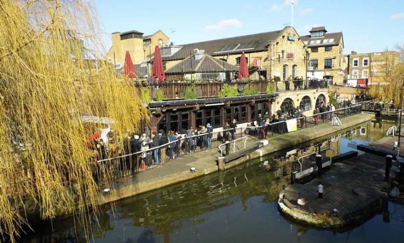 Camden Lock and Lock 17