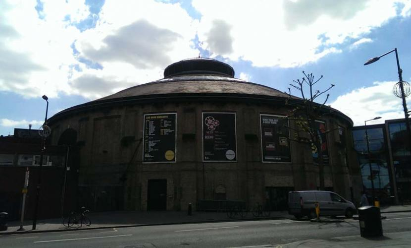 Round House venue in Chalk Farm