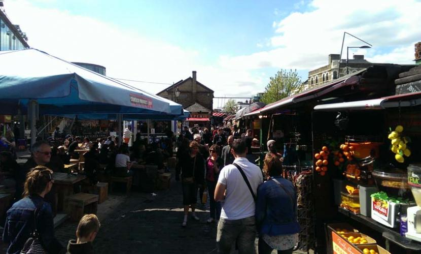 Sunny Stables Market is a great place to visit