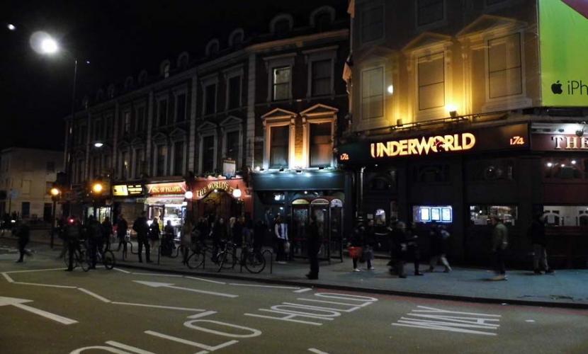 Underworld Camden Town